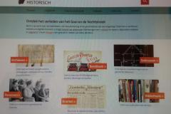 Lancering nieuwe website Gooi & Vecht Historisch