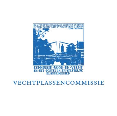 Vechtplassencommissie (logo)