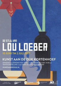 De Stijl van Lou Loeber