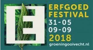 Erfgoedfestival 2018
